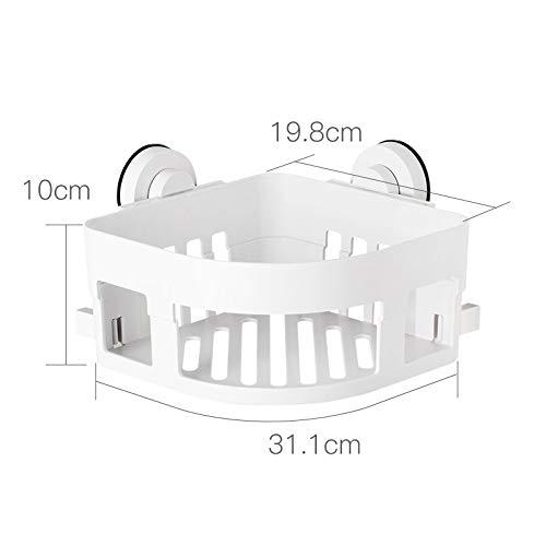 MEIZHIJIA zuignap badkamer plank badkamer plank badkamer opslag rek muur opknoping sterke zuignap muur toilet statief