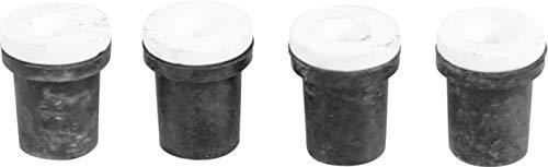 BGS 8989-1 | Boquilla de repuesto para cabina de arenado neumática | 4 piezas | para BGS 8989