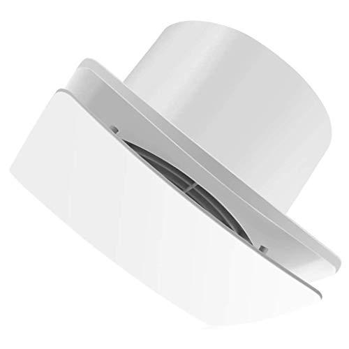 SHYPT 6 Pulgadas de Montaje en Pared Ventana Ventilador silencioso de Escape Extractor de ventilación Fuerte silencioso de Flujo de Aire for baño Vents Conducto de Cristal de Ventana Crece la Tienda