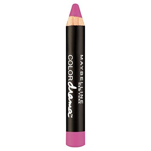 Maybelline Color Drama 130 Love My Pink - delineadores labiales (Rosa, Italia)