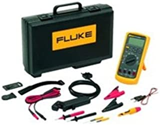 V Deluxe Automotive Multimeter Kit, 80 Series V, 20000 Count, Average, Auto, Manual Range, 4.5 Digit
