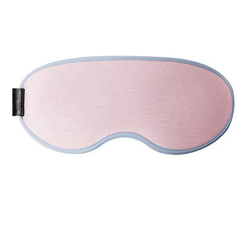 Gafas, Gafas de calefacción de Vapor Suave, aliviar la Fatiga Ocular, la Piel del Ojo Calor húmedo, Protector contra el Calor, el sueño imán, Ojo aliviar Seca (Polvo Chi Hong París)
