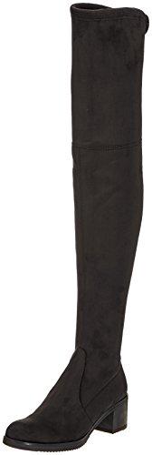 Buffalo Damen 2865 Micro Strech Stiefel, Schwarz (Negro 01 00), 40 EU