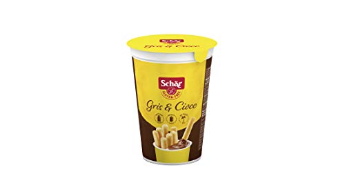 Schär Milly Gris & Ciocc bezglutenowy 52 g, 6 sztuk