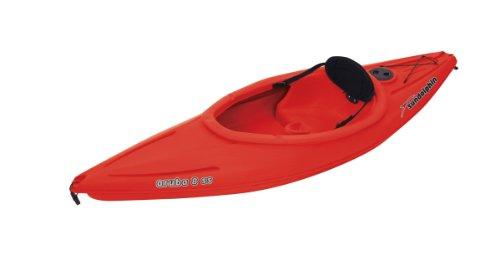 SUNDOLPHIN Sun Dolphin Aruba SS 8-Foot Sit-in Kayak