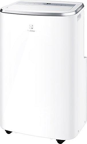 Electrolux EXP35U538HW Chillflex Pro 13 Condizionatore portatile 13K BTU, sistema autoevaporante, 1400 W, 45 Decibel, Classe A+ , Bianco