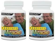 2 pack Super sale Prostate Advanced Miracle Austin Mall Formula