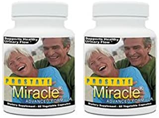 2 pack Prostate Miracle Advanced Formula