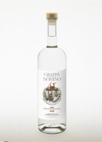 Grappa Nonino Tradizione 41 % 1,0 l Flasche