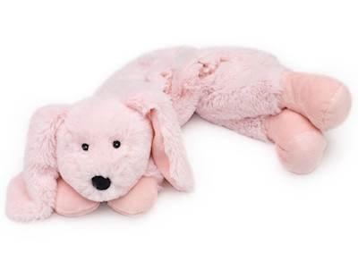 Bunny Animal Neck Wrap Cozy Plush Heatable Lavender Scented