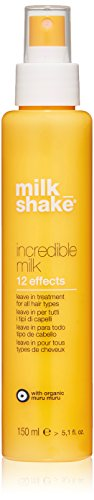 Z.one Milk Shake Incredible Milk, 12 Effects, 150ml, Professional Anti-frizz, Anti Split ends, Spray...