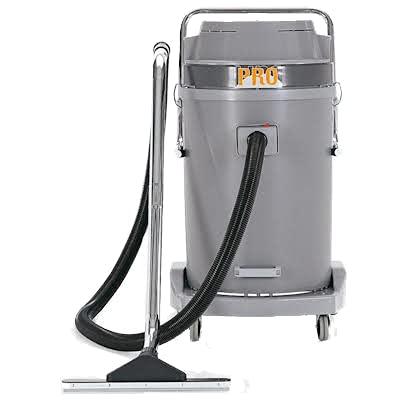 TMB T58WD - Aspirador de agua y polvo profesional (2 motores, 58 litros/2700 W)
