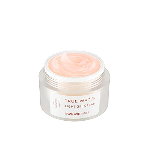 THANKYOU FARMER True Water Light Gel Cream | Sebum Control, Moisturizing | 1.75 Fl Oz (50ml)
