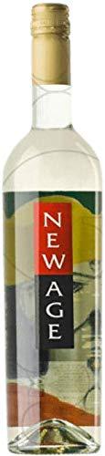Bianchi- New Age - Vino Blanco Semidulce Levemente Gasificado- Bodegas Valentín Bianchi- Producto Argentino- 75 Cl