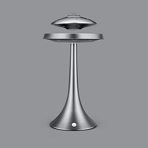MSG ZY Altavoz inalámbrico Bluetooth de levitación magnética, lámpara de Mesa de...