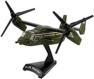 Daron Worldwide Trading Postage Stamp Presidential Mv-22 Osprey 1/150 Hmx- Airplane Model
