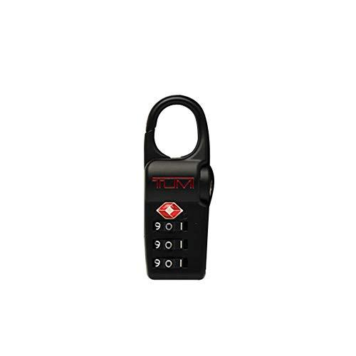 TUMI 0062 TSA LOCK(TSAロック) ブラック 単品 [並行輸入品]