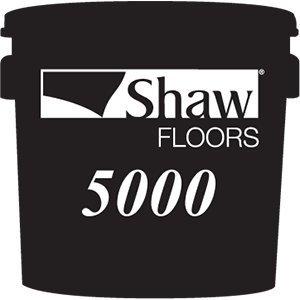 WF Taylor 5000-4 4 gal. Pressure Sensitive Carpet Tile Adhesive