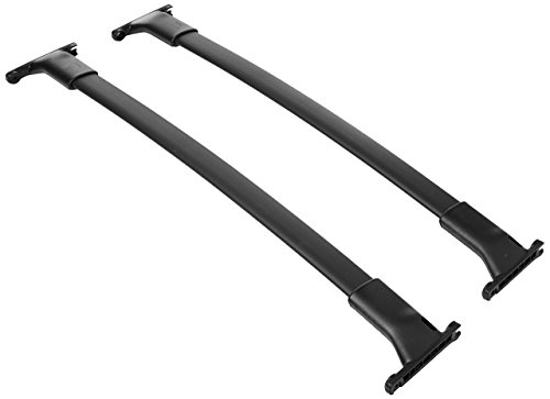Ford Genuine EJ5Z-7855100-AA Luggage Rack Cross Bar Set