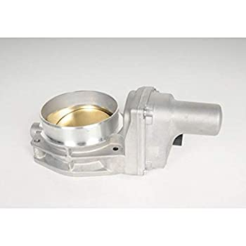 GM Genuine Parts 217-3153 Fuel Injection Throttle Body with Throttle Actuator