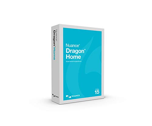 Nuance Dragon Home 15.0
