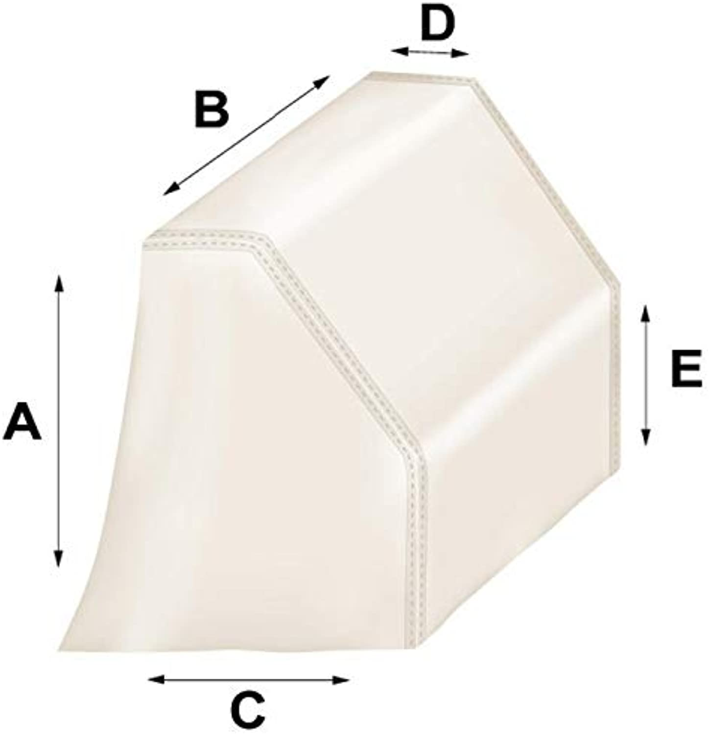 Tessilmare Control Panel Cover Large