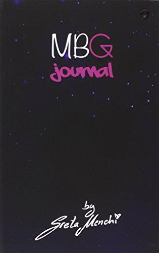 Giochi Preziosi - MBG Journal, Agenda Personalizzabile, Nero