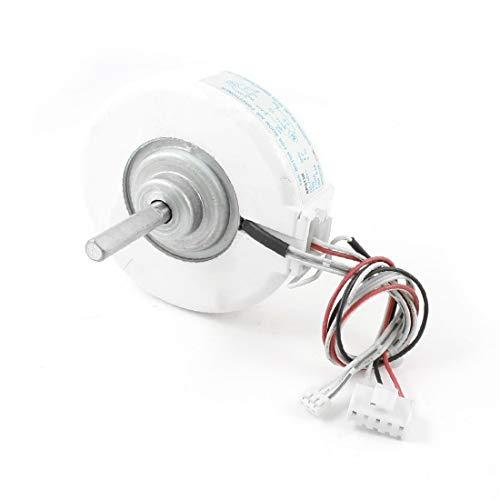 X-DREE AC 220-240V 13W 8mm Dia Eje Ventilador Micro Ventilador w Cable(AC...