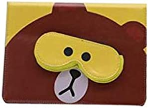 Ipad Mini Creative Cover - Yellow and brown Teddy Bear YJXH-MIN-2