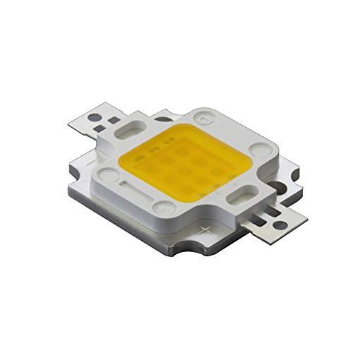 10W COB Hochleistungs-LED-Leuchtdiode Pflanzenlampe Grow Licht Komponente, 10W, Full Spectrum PAR (380-840nm), 1 x LED