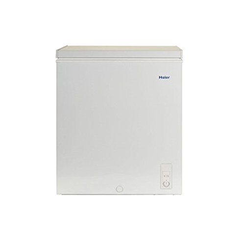 Haier HF50CM23NW 5.0 cu. ft. Capacity Chest Freezer, White