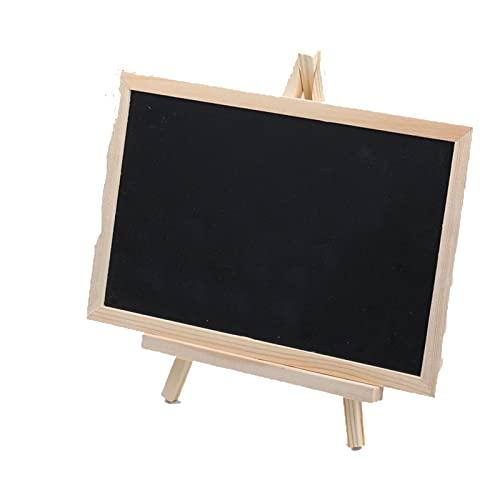 SHENGYANG, pizarra, marco de madera liso, adecuado para decoración del hogar, cocina, boda, restaurante y encimeras de barras