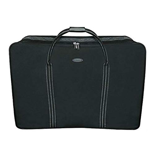 4 Wheel Super Lightweight Folding Suitcase Cargo Bag Holiday Travel (34' 86 x 30 x 66cm)