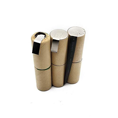 3000mAh para Bosch 7.2V Paquete de batería AGS70 2607335004 AGS10-6 2607335004 Tijeras para bordes de césped Cortadora de setos Cortadora de césped