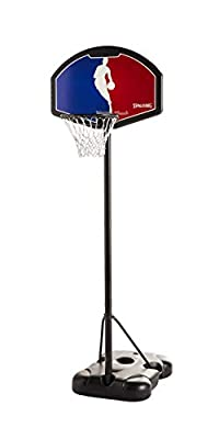 58651 Spalding NBA Youth 32 In Backboard Portable Basketball System