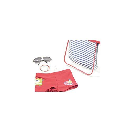 Inca - Bolsa verano niño culotte+pulseras+gafas de sol monstruitos talla 6