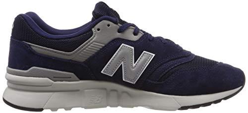 New Balance 997H Core, Zapatillas Hombre, Azul (Pigment), 41.5 EU