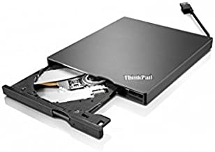Lenovo Thinkpad Ultraslim (4XA0E97775) USB 3.0 / Usb2.0 Portable DVD Burner in The Factory Sealed Retail Packaging