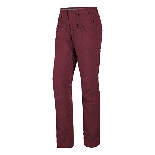 Salewa - FANES GIAU Dry W PNT Pantalon - XL - Burdeos - Femme