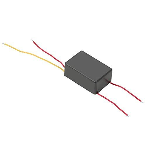 Super Arc Pulse, inversor de generador de pulso eléctrico, DC 3 V-4,8 V portátil para la escuela secundaria Módulo de bobina de experimento de ciencia(New small square)
