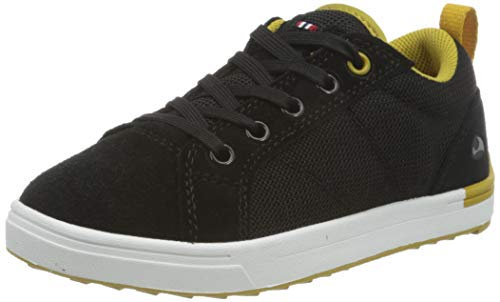 viking Mathias, Unisex-Kinder Sneaker, Schwarz (Black 2), 40 EU (6.5 UK)