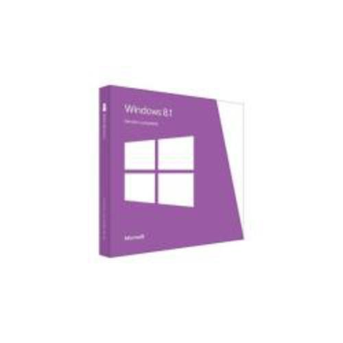 Windows 8.1 OEM 32/x64 bit - 1 poste