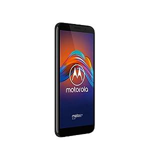 "Motorola Moto E6 Play - Pantalla 5,5"", Procesador Mediatek MT6739, 4 cores 1.5ghz, Cámara Frontal 5MP y cámara Trasera 13MP, 2GB de RAM, 32GB, Android 9.0, Dual SIM, Gris"