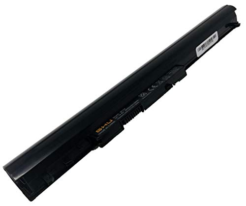 New GHU Battery Replacement for LA04 728460-001 38 WH Compatible with HP Pavilion Touchsmart 14 15 Notebook PC 776622-001 HSTNN-UB5M HSTNN-UB5N HSTNN-Y5BV TPN-Q129 TPN-Q130 TPN-Q131 TPN-Q132 2600 mAh