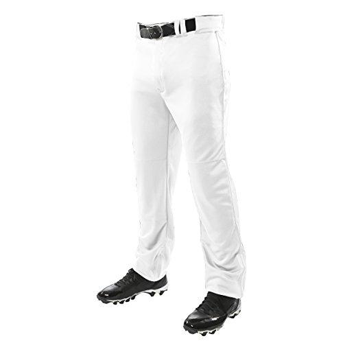 Champro - Fitness-Hosen für Jungen in Weiß, Größe L