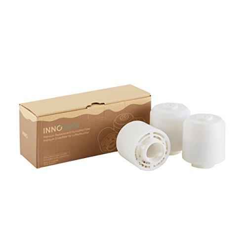 Filtro Sostitutivo Premium per InnoBeta Fountain Umidificatore 3.0L Cool Mist (Confezione da 3)