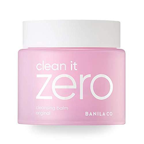 BANILA CO Clean It ZERO (バニラコ)クリーンイットゼロクレンジング夜オリジナル Clean It Zero Original 180ml [セキュリティラベルの更新]