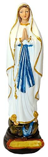 Kaltner Präsente Geschenkidee - Deko Figur Mutter Gottes Maria Madonna Notre Dame de Lourdes (Höhe 20 cm)