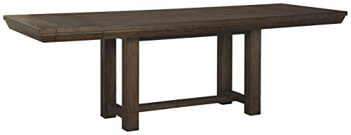 Signature Design by Ashley Dellbeck Dining Room Extension Table, Brown