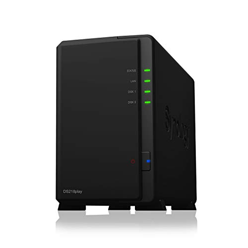 Synology DS218PLAY Diskstation - NAS con...